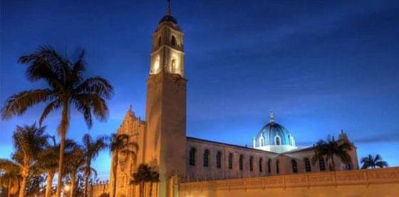 Католическая церковь в Сан - Диего