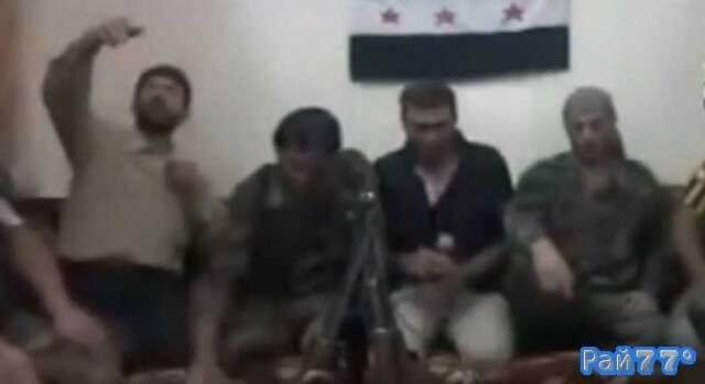 Боевики подорвали себя во время совместной фото сессии