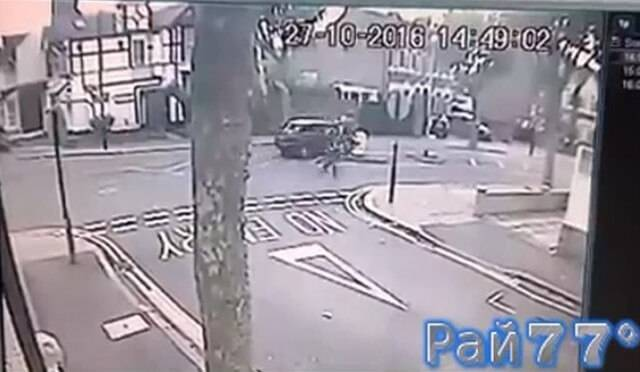 Чудовищная авария, покалечившая двух детей и пожилую женщину произошла в Британии