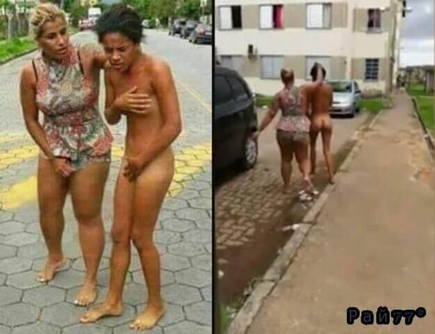 Бразильянке, жестоко наказавшей любовницу своего мужа, грозит 10 лет тюрьмы.