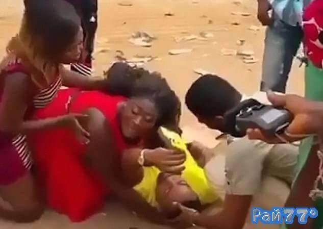 Нигериец инсценировал свою смерть, чтобы сделать предложение в любви невесте.