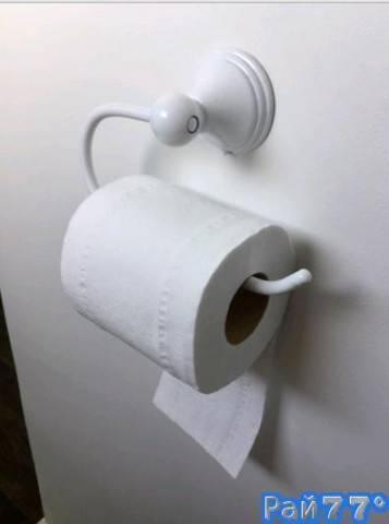 Новозеландец обвинил своего шурина в том, что он испортил ему праздник, разместив рулон туалетной бумаги в ванной неправильно.