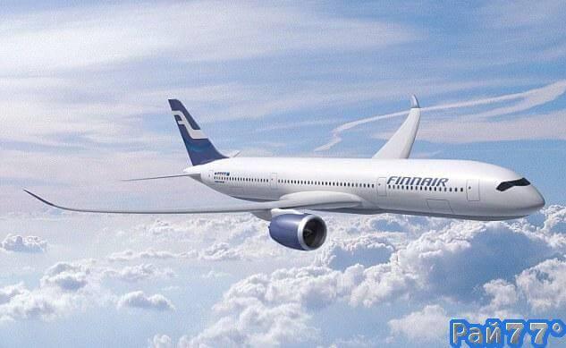 Самолёт AY666, в пятницу 13-ого, совершил перелёт из Копенгагена в Хельсинки.