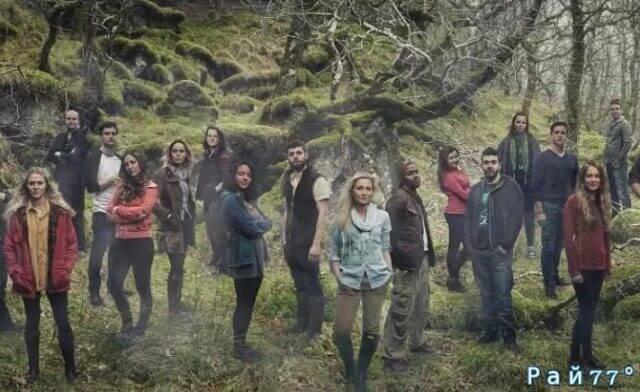 23 участника реалити-шоу, прожив год в уединении, узнали, что их не покажут по телевидению.
