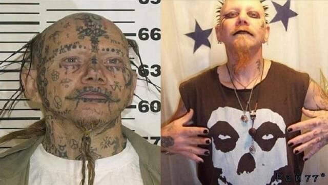 В США объявили в розыск преступника с «характерными чертами лица».