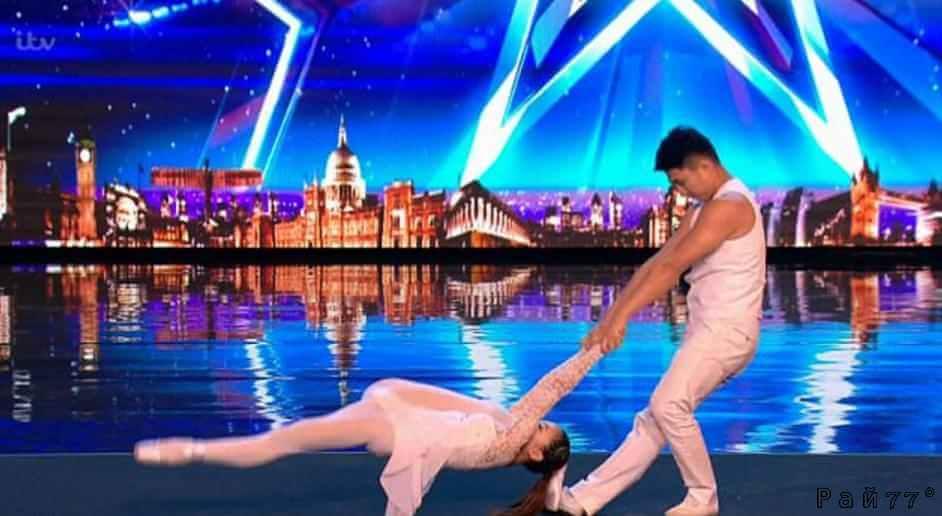 Китайские танцоры поразили жюри конкурса Britain's Got Talent («Минута славы») своей невероятной гибкостью. (Видео)