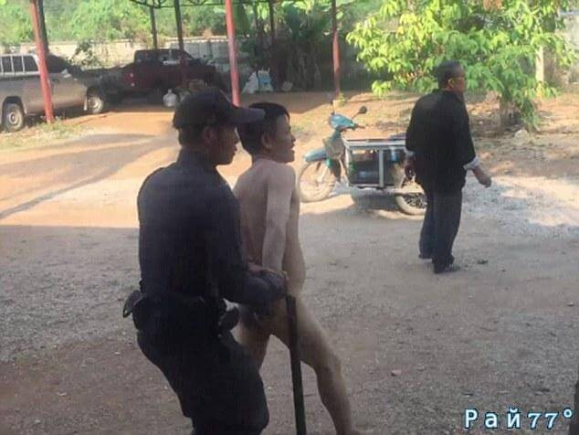 Тайская худышка дала себя видео фото 721-460