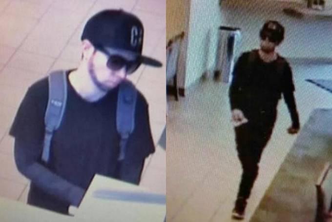 Бывшая женщина - полицейский, нарисовав бороду, ограбила банк в Калифорнии. (Видео)