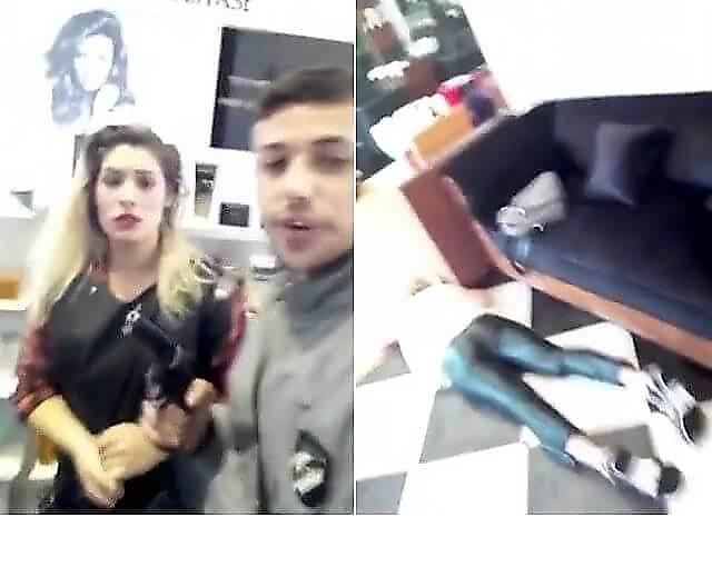 Араб выложил видео с бывшей, технологии в дрочке брюнетки
