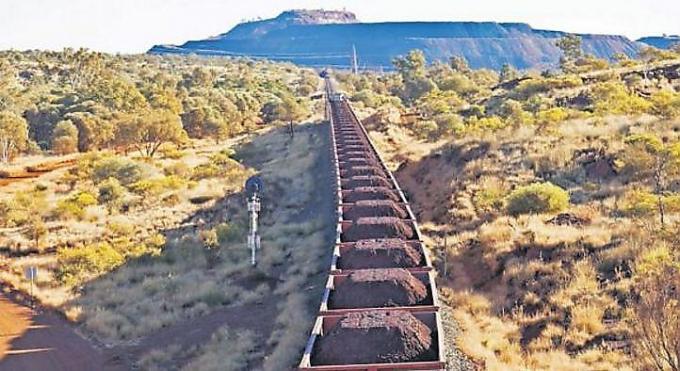 «Сбежавший» от машиниста поезд проехал более 90 километров в Австралии