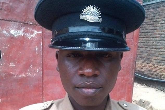 Инспектор полиции Лубрино Кайтано