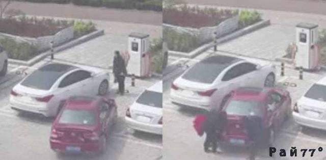 «Революционный» способ парковки придумали в Китае. (Видео)